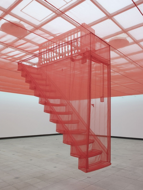 Staircase by Do-ho-Suh